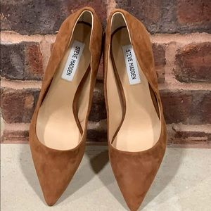Brand New Daisie Leather color Pumps! Size 8.5